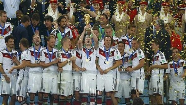 Almanya - arjantin